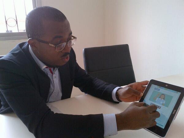 L'Ivoirien Thierry N'Doufou parmi le top 10 des personnalités qui ont fait l'Afrique en 2014