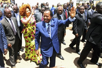 président camerounais paul biya