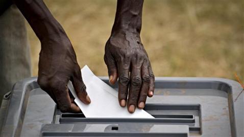 vote en afrique